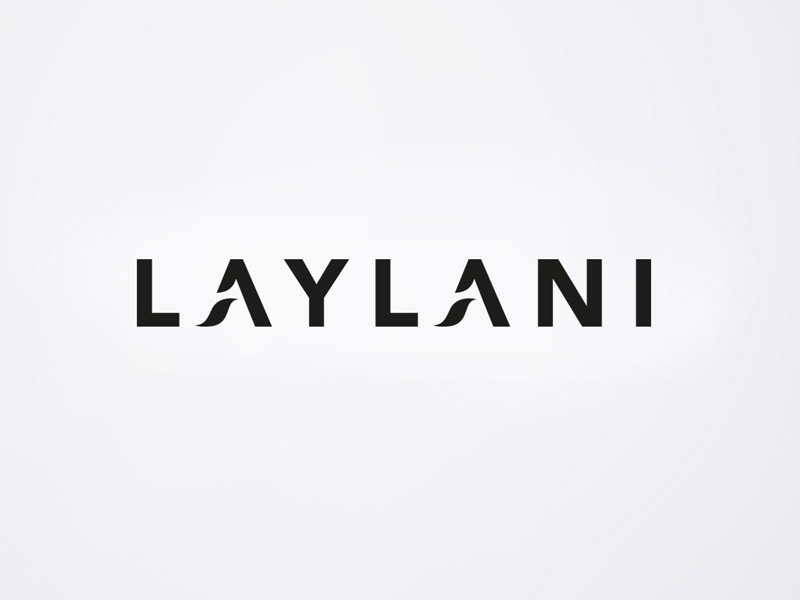 Logo Design For Laylani, Design Ward, Sutherland Shire