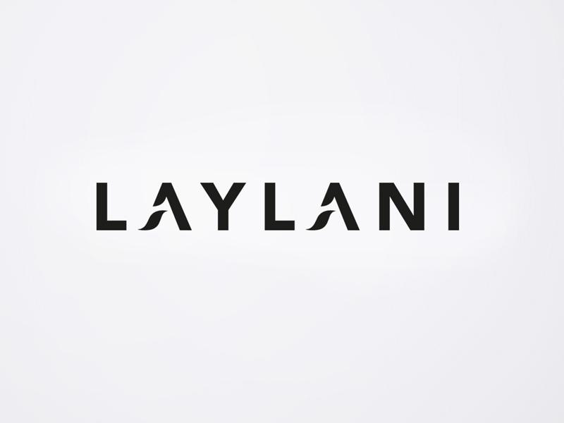 Logo Design For Laylani, Design Ward, Sutherland Shire