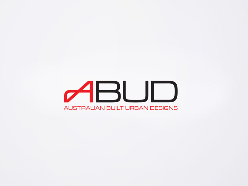 Logo design for Abud, Design Ward, Sutherland Shire