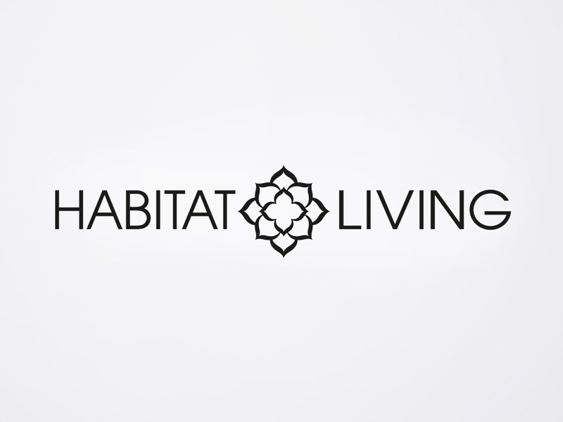 Logo Design for Habitat Living, Design Ward, Sutherland Shire