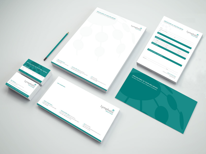 Logo, Business Cards, Letterhead, With Comps slips design