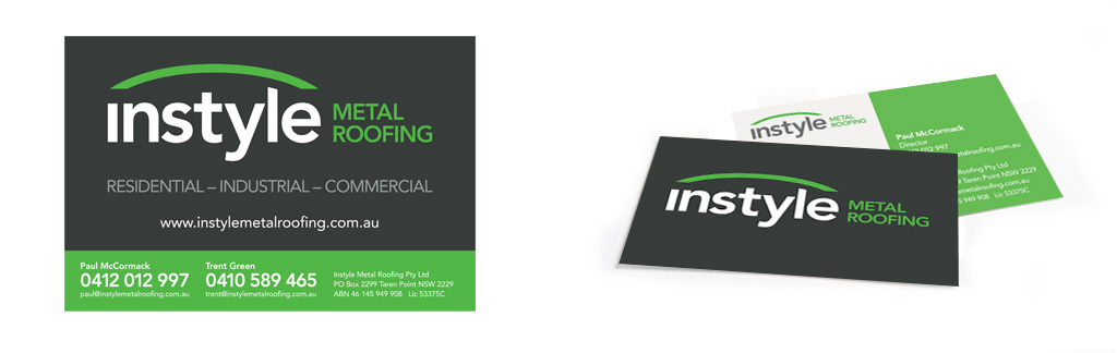 Instyle Metal Roofing, Design Ward, Sutherland Shire
