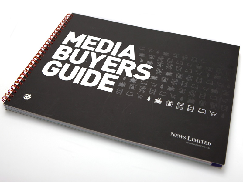 Media kit, Brochure Design, News Magazines, Design Ward, Sydney