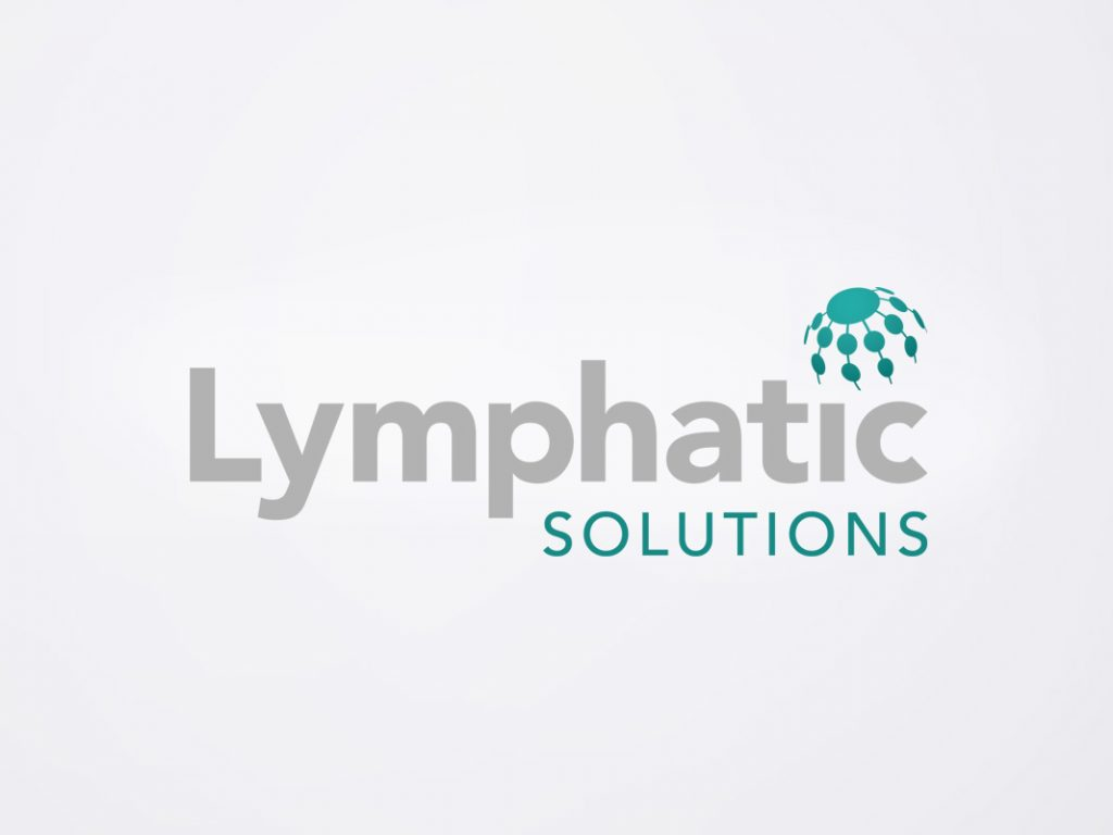 Logo Design Lymphatic Solutions, Design Ward, Sutherland Shire