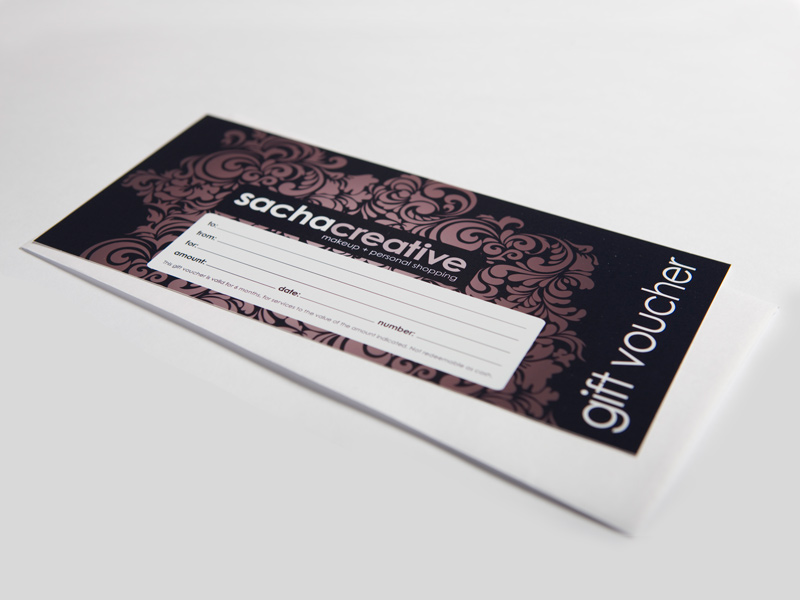 Gift Voucher Flyer Design - Design Ward - Sutherland Shire